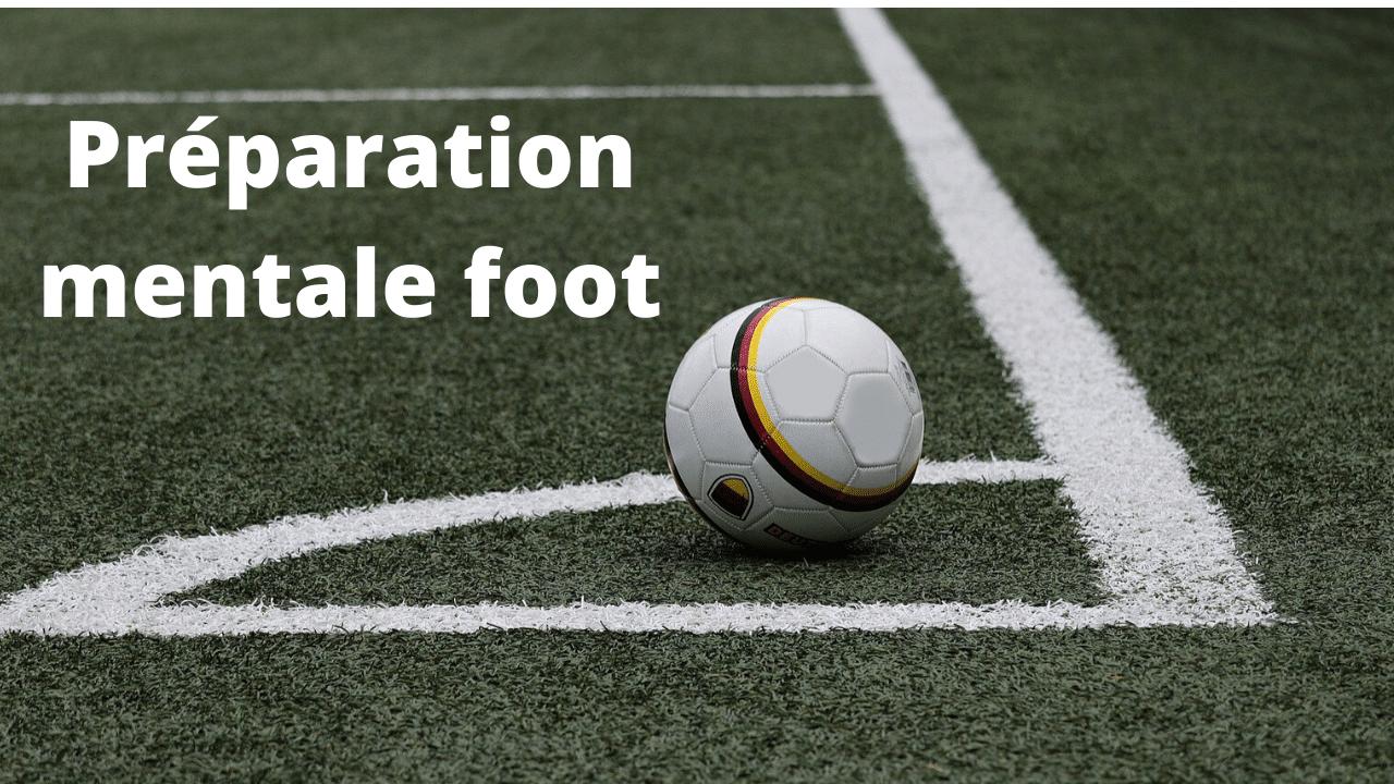 préparation mentale au football