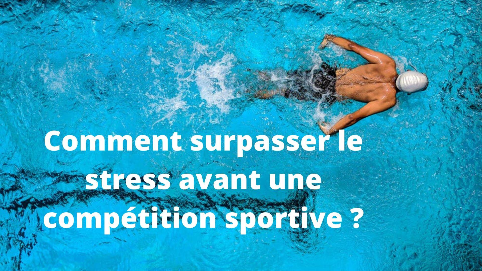 stress compétition sportive