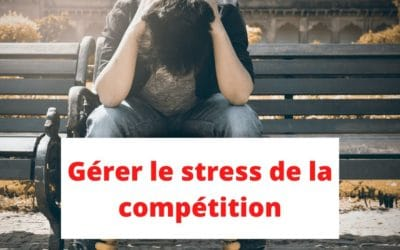 Gestion du stress sportif: Comment faire ?
