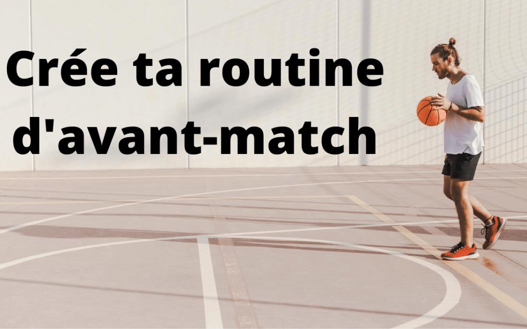 Comment et pourquoi mettre en place une routine en sport (routine d'avant-match)