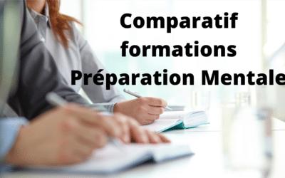 Quelle est la meilleure formation en préparation mentale ? [Comparatif 2020]