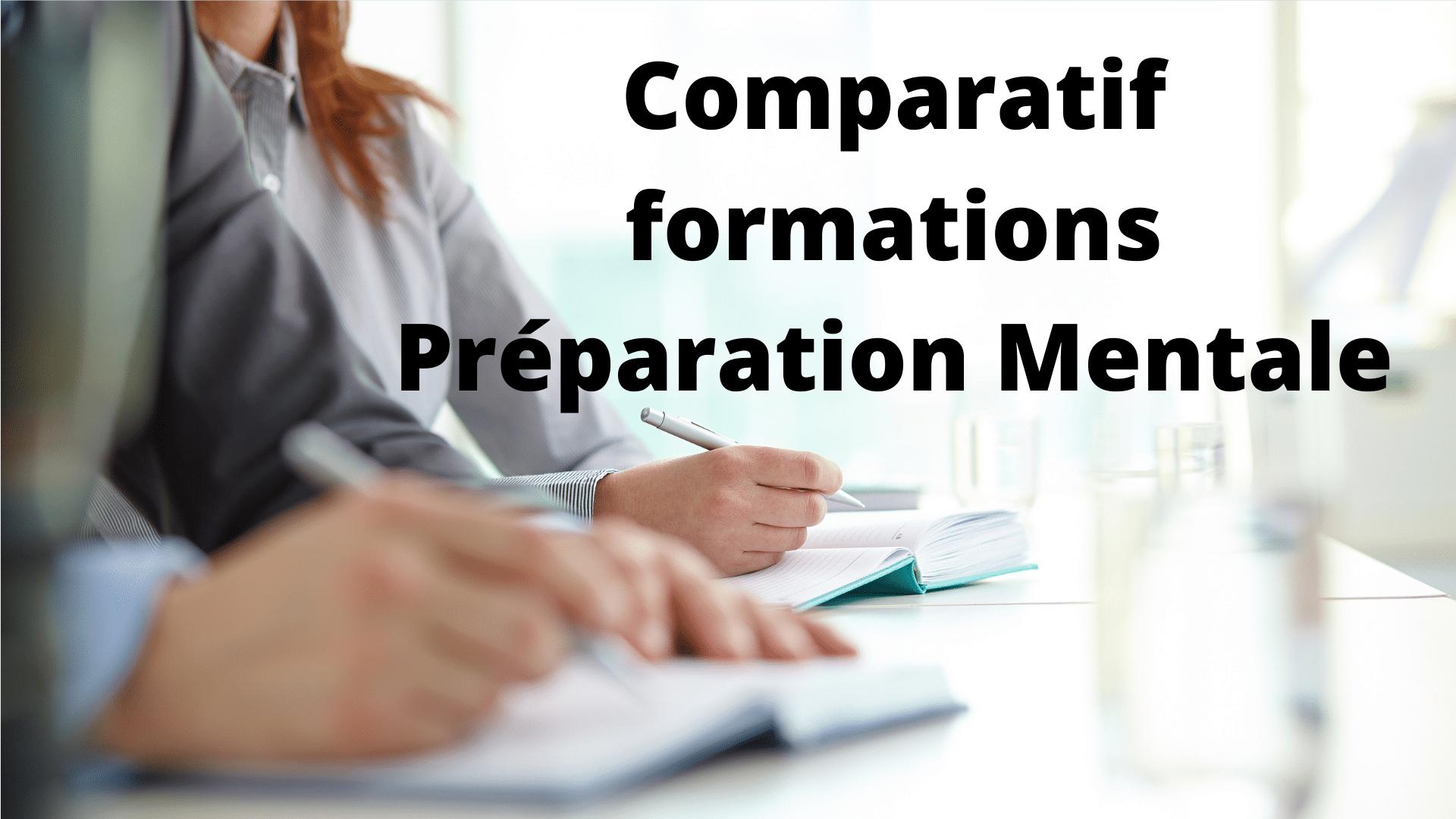 formation préparation mentale