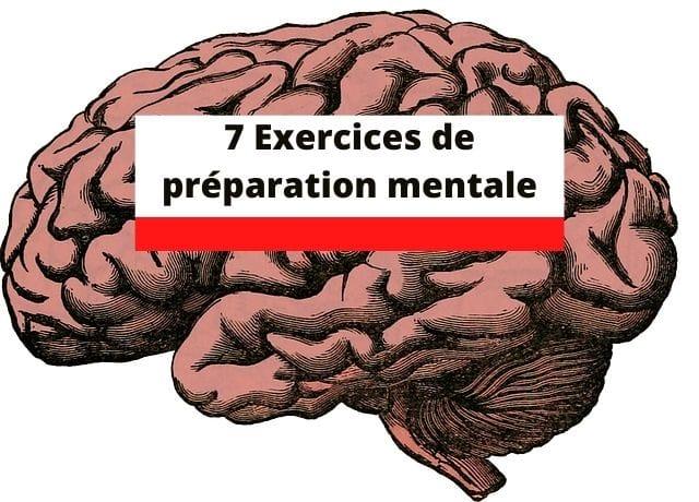 exercice de préparation mentale